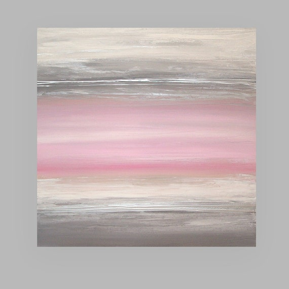 Abstract paintingpaintingartcanvas artacrylic - Pastellfarben wand ...