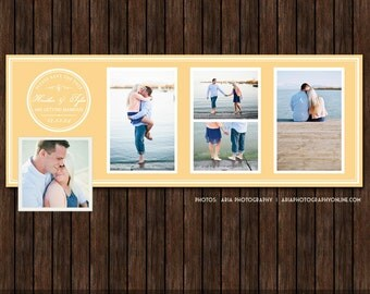 Save The Date Facebook Timeline Cover - FB17