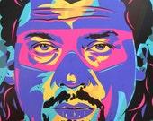 Kenny Powers Eastbound and Down Electric Boogie Jet ski Wonderland Digital Art Print