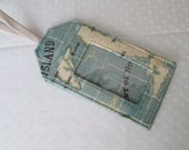 Items Similar To Luggage Tag Tommy Bahama Couch Potato