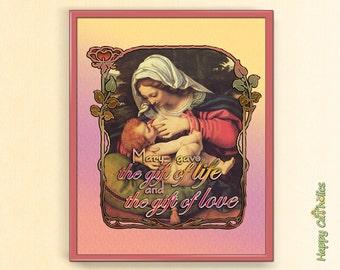 "Gift of Love 8""x10"" Print"