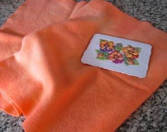 Peach Color Rug Etsy