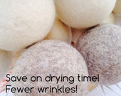 3 Wooly Dryer Balls