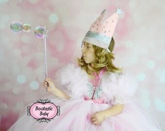 Wizard of Oz pageant tutu dress  .  Glenda the good witch princess