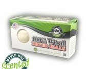 2 Scented Wool Dryer Balls