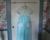 Lovely flower girl dress or junior bridesmaid's dress.
