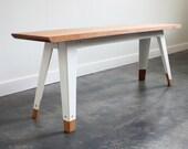 Break bench, bench, coffee table