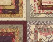 """Vin du Jour Mini Charm Pack Moda Fabrics 42 - 2.5"""" Fabric Quilt Squares Kit New"""