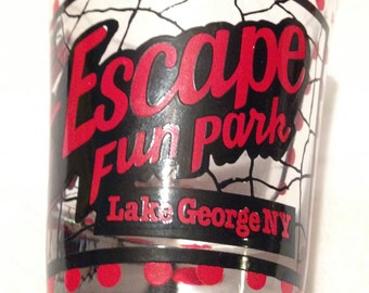 Storytown Great Escapes Fun Park Shot Glass