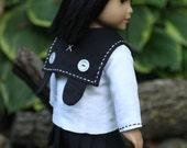 Sailor Panda Ensemble for AG Doll