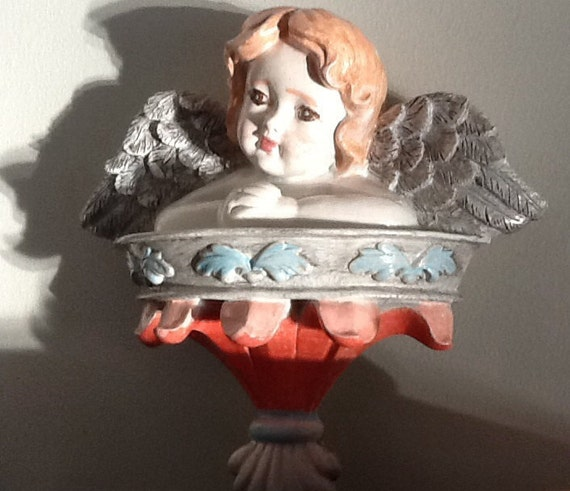 Angel Wall hanger from Etsy