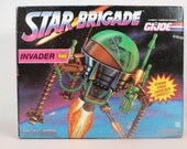 New In Box Never Opened G.I. Joe Star Brigade Invader Attack Pod Hasbro and Free US Shipping
