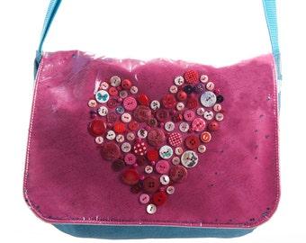 messenger bag for school girls: looooove