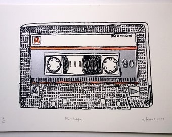 personalised mix tape