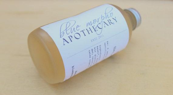 organic toner for dry / damaged skin -- 4 oz