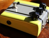 The 'Last Dead Mouse' Distortion Pedal / Classic Guitar / Keyboard / Instrument Effects FX Pedal Stomp Box(1979-87) - Hand Built Replica