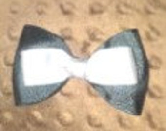 Dashing Bow Tie Clip On