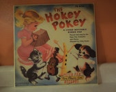 Collectible Vintage Wall Plaque Peter Pan Hokey Pokey