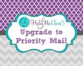Add on - Priority Mail Shipping Upgrade for READY to SHIP Items ONLY in the United States