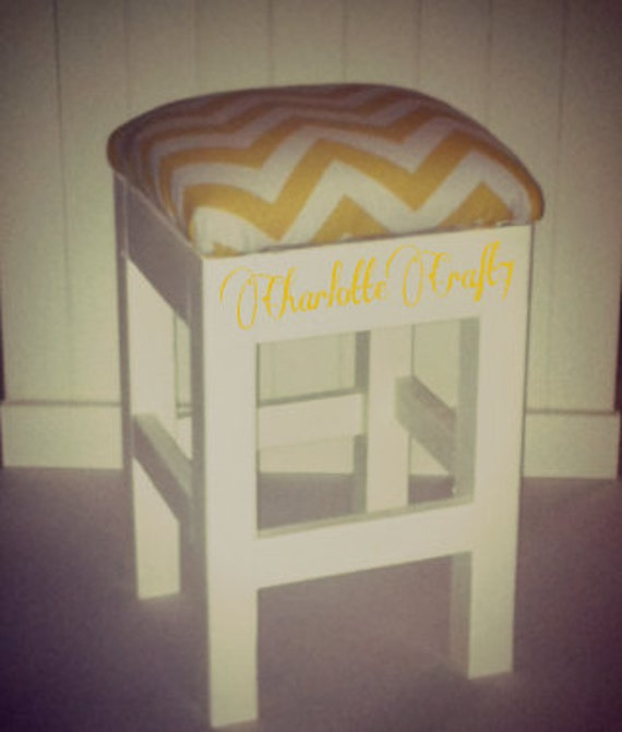 Child's Stool Photography Prop