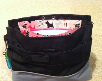 Dog Trainer's Treat Pouch Liner / Insert