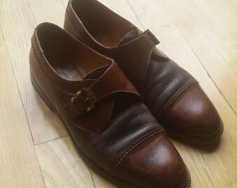 Vintage Men's Leather Shoes