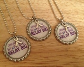 Relay for Life Necklace