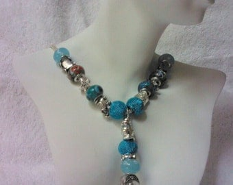 Charm beaded Necklace