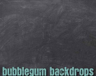 Chalkboard - Vinyl Photography  Backdrop Photo Prop