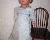 American Girl Doll 1812 Day Dress
