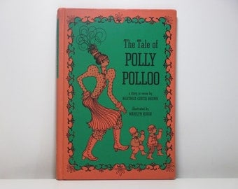 The Tale Of Polly Polloo by Beatrice Curtis Brown Illustrated by Marilyn Hirsh ~ 1969 Vintage Children's Book