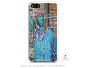 Lady Liberty Phone Case - Cell Phone Case - iPhone - Samsung - Smartphone Case - theRDBcollection