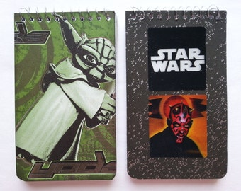 Star Wars Back to school mini notebooks set of 2