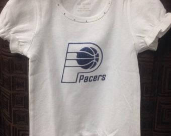 Girls Pacer Shirt (short Sleeve)