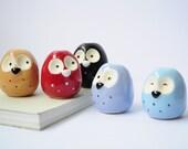 Happy Little Owls
