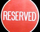 RESERVED - PC