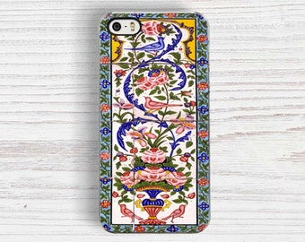 ANCIENT Floral Tiles IPHONE 6 CASE,  iPhone 6S Plus case, iPhone 5S case, iPhone 5C cover, iPhone 7 case