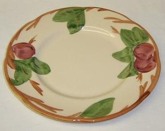 Franciscan China APPLE 7 7/8 Inch Salad Plate