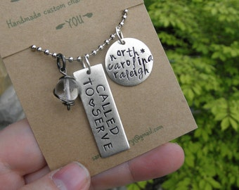 Missionary Necklace