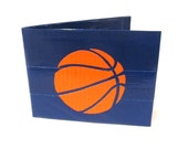 Duct Tape Basketball Wallet