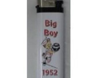 Bobs Big Boy Retro Styled Cigarette Lighter