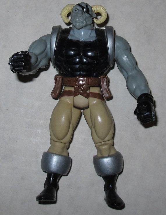 Vintage marvel action figures