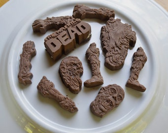 The Walking Dead Chocolate Truffles (10pc)