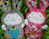 Personalized Love Bunny~ Customize Your Own
