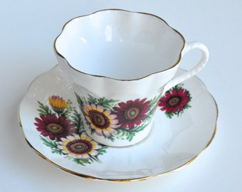 Cup and Saucer Stanley Fine Bone China