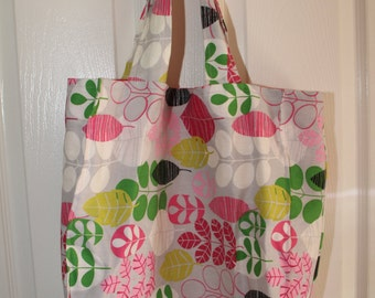Flower Reusable Shopping Bag