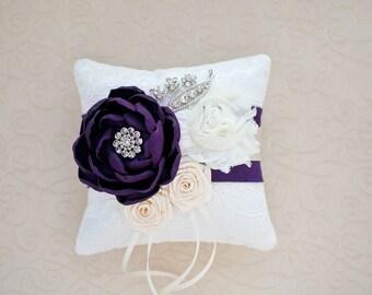 Ring Bearer Pillow Bridal Pillow.