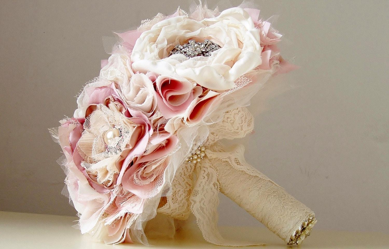 Wedding Bouquet Brooches Vintage Skyranreborn