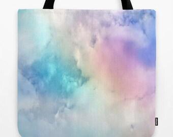 Rainbow Print, Rainbow Picture, Rainbow Tote Bag, Rainbow Bag, Rainbow Book Bag, Rainbow Photo Bag, Rainbow Photo