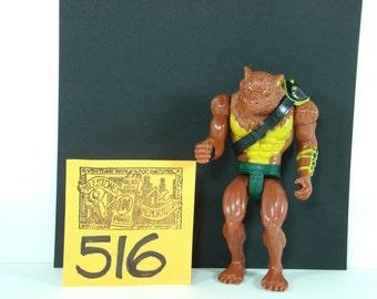 1985 Telepix Thundercats Jackalman